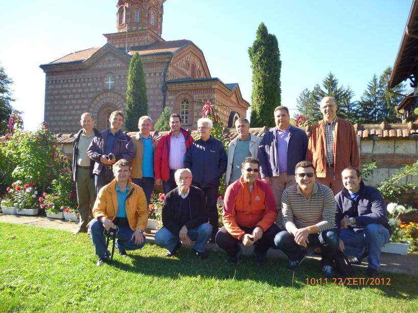 Valjevo Σερβία 2012 Ι. Μ. Λέλιτς